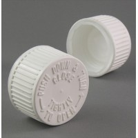 38mm Child Resistant TE Vented Wedge Cap D