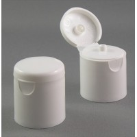 24/415 Smooth Wall Snap Top .125 White