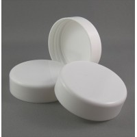 53/410 Standard Smooth Wall White Cap