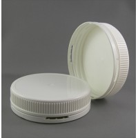 95mm Tamper Evident White Cap