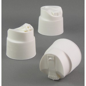 24/410 Standard Turret 2 White Cap